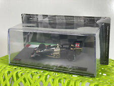 JODY SCHECKTER Wolf WR1 - F1 Racing Car 1977 - Collectable Model - 1:43 Scale