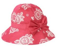 NWT Gymboree Elephant Oasis Floral Hat 3-6 Months Baby Girl