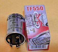 Turn Signal Flasher CEC Industries TF550 1957 - 1974 Mercedes 1976 - 1996 Jaguar