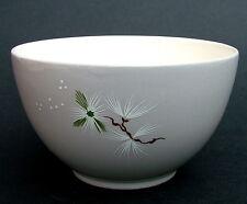 Royal Doulton Frost tè di Pino Modello d6450 di dimensioni Aperto Sugar Bowl 11cm DIAM in in buonissima condizione
