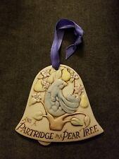 Vintage 1984 Oregon Washington Pear Bureau, Partridge in a Pear Tree Ornament