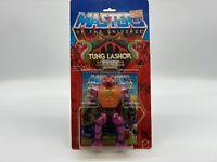 MOTU Tung Lashor MOC Masters of the Universe sealed He-Man MOTUC Origins Vintage