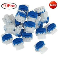 10pcs Wire Connectors for Automower Husqvarna Lawn Mowers Outdoor Garden /ma