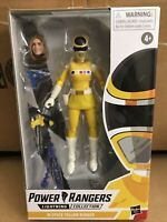 Power Rangers Lightning Collection: In Space Yellow Ranger! New Sealed in Box!