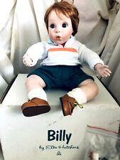 "Danbury Mint ""Billy"" Precious Elke Hutchens Porcelain Doll"