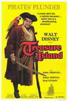 TREASURE ISLAND 27x40 Movie Poster - Licensed | New | USA | Theater Size [A]