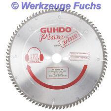 GUHDO HW Piano-Plus Wechselzahn Feinstschnitt-Kreissägeblatt 250x3,2x30mm WZ76