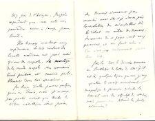 L'ASTRONOME CHARLES TREPIED A MOUCHEZ / TRAVAUX DE L'OBSERVATOIRE D'ALGER 1886