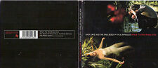 MAXI CD SINGLE DIGIPACK KYLIE MINOGUE ET NICK CAVE WHERE THE WILD ROSES GROW