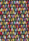 Half Metre Triangulo by Alexander Henry - 100% cotton - 50 x 110 cms