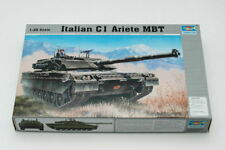 Trumpeter 00332 1/35 Italian C-1 Ariete MBT Assembly Plastic Model Armor Kit