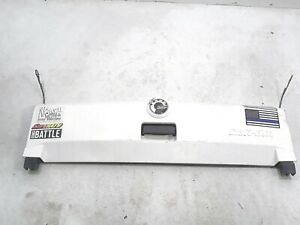 19 Can Am Commander 800R DPS Bed Box Panel Cover Fender Door Tailgate