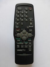 BUSH VCR REMOTE CONTROL 07660BM490 for VCR920NVP battery hatch missing