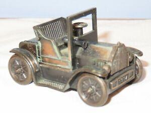 Souvenir Bronze 1917 Car Pencil Sharpener