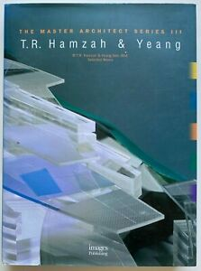 1998 1st Architecture T R Hamzah & Yeang Master Architect Series, 3, 800+ plates