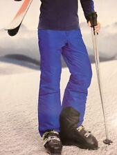 Herren Skihose L(52/54) Snowboard Ski-wear für die Piste Blau Neu