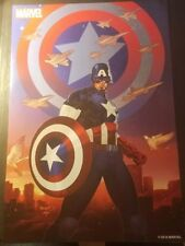 Captain America 12x18 Poster 2016 Marvel NYCC SDCC Exclusive Credit Card Promo