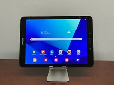 Samsung Galaxy Tab S3 Tablet 32GB Wi-Fi 9.7 SM-T820 Black Super AMOLED Display