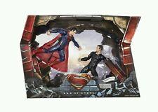 Matty COLECCIONISTA DC HOMBRE DE ACERO Película masterssuperman vs. General Zod