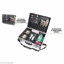 Barbering & Cosmetology Professional Suitcase with Arm Strap & Key-2 colors!!