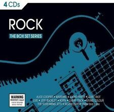 Rock Box Set Music CDs and DVDs
