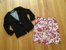 Gibson Blazer and Ann Taylor Skirt Set - size Xs/0 - new!
