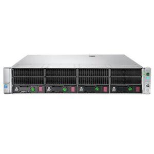 HPE ProLiant DL380 G9 Gen9 Max 3TB RAM 22 Core CPU, CTO Configurable Server