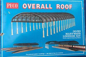 Peco LK-20X  Overall Roof Kit