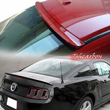 PAINTED Ford Mustang 2014 2D Coupe REAR WINDOW ROOF SPOILER ㊤