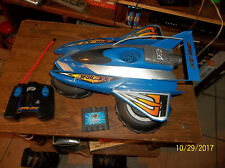 Vtg 2006 TYCO AirBlade / Remote Control / Hovercrafts / Amphibious Vehicles