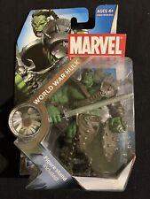 Marvel Universe Series 3 #3 World War Hulk 3.75 Inch! MOC! Never Opened!