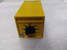 B128024-600  1.5-60S  24V Timer Relay Scantimer Electromatic Carlo Gavazzi