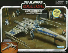 Star Wars The Vintage Collection Antoc Merrick's X-Wing Fighter - Target IN HAND