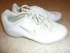 Nike Sideline II Insert Cheerleading Shoes Size 5 White XGUC