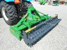 "Power Harrow &Packer Roller:Valentini Pr3000,119"", 90-130Hp;Best Specs&Features!"