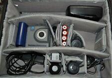 Fastec TroubleShooter TS1000ME Mono Enhanced Mem. High Speed Camera +Lenses Case