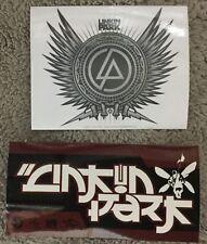 Linkin Park sticker set Licensed NOS