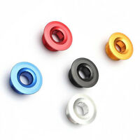 Anodized Arm Fixing Bolt Bike Bicycle Crank Chainset Screw Axis For Shimano HC