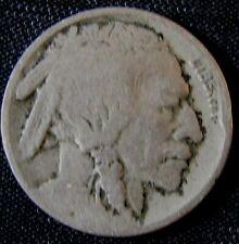 1916-D Denver Mint Indian Head Buffalo Nickel  AN4