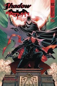 SHADOW BATMAN #2 (OF 6) 11/01/17