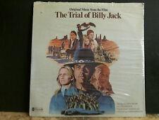 Trial of Billy Jack Original Soundtrack LP SEALED