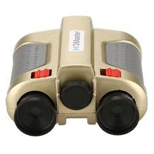 4X30mm Kids Toy Night Vision Surveillance Scope Binoculars w/ Pop-Up Led Light