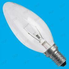 Lampadine incandescenti senza marca E14 per l'illuminazione da interno