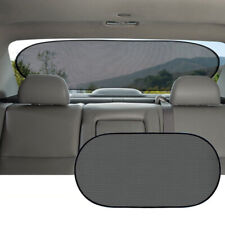 1x Auto Car Side Rear Window Sunshade Sun Shade Mesh Cover Visor Shield Screen