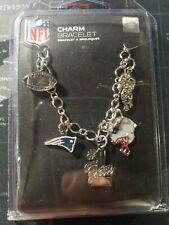 New England Patriots Bracelet Jewelry Charms