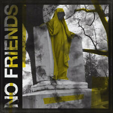 "NO FRIENDS Traditional Failures 12"" EP Melodic Hardcore PUNK ROCK Purple Vinyl"