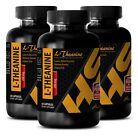 antidepressant pills - L-Theanine 200mg - sleep pills - 3 Bottles