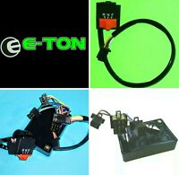 Eton 650194 Polaris 0450190 Kick Pinion Gear /& Spring Clip e-ton 50cc 70cc 90cc