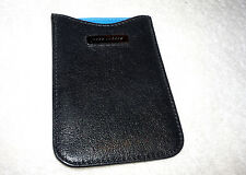 MARC JACOBS BLUE BLACK iPHONE Universal cell Phone CASE COVER WALLET SKIN SLEEVE