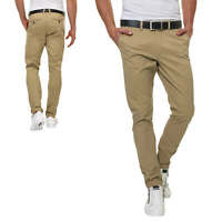 Jack & Jones Herren Chino Hose Chinos Casual Business Herrenhose Slim NEU %